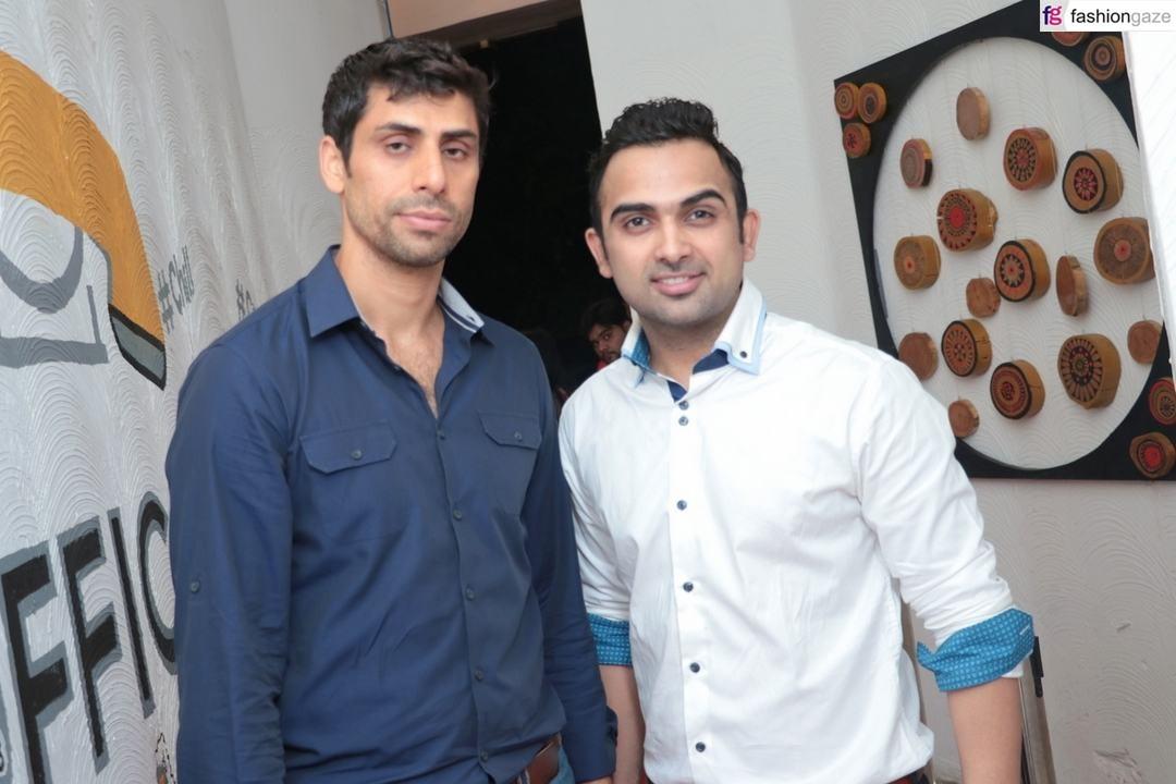 Image result for ashish nehra with brother bhanu nehra