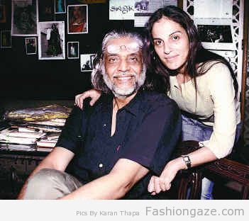 Meera Muzaffar Ali Designer