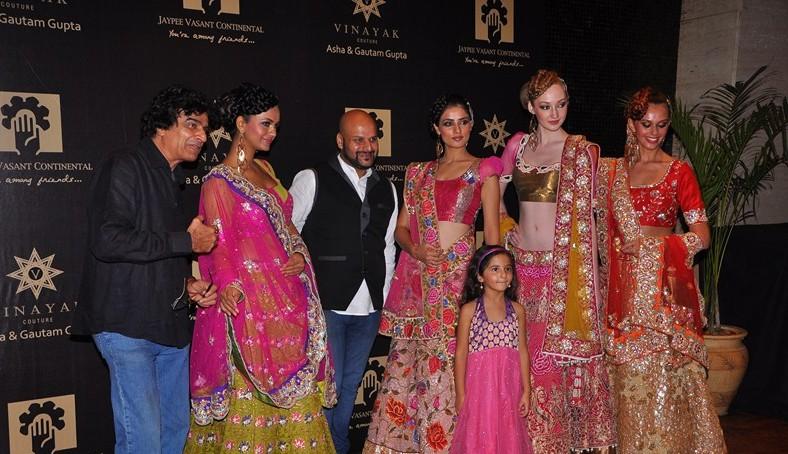 d2966c7cf9 The Bride – Asha & Gautam Gupta's Bridal Collection – India's Best ...
