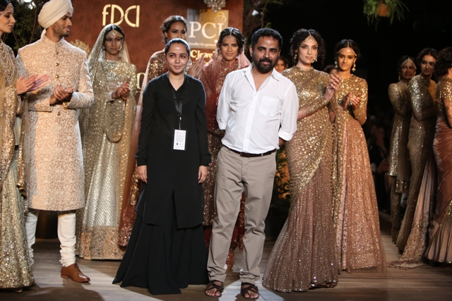 Designer Sabyasachi And His Wedding Collection Allure Events Weddings Top Indian Wedding Planners