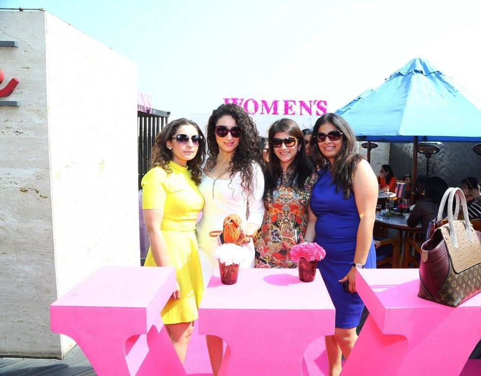 DLF Emporio - Women's Day - Guests enjoying the celebrations