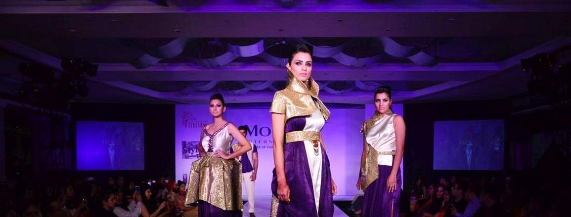 Annual Fashion Show A La Mode 2014 By Mod Art International Delhi