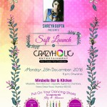 Crazyholic to be launched Today