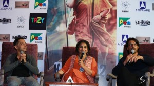 Director Sujoy Ghosh,Vidya Balan & Arjun Rampal