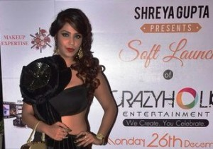 Shreya Gupta ,Owner Crazyholic Event Company